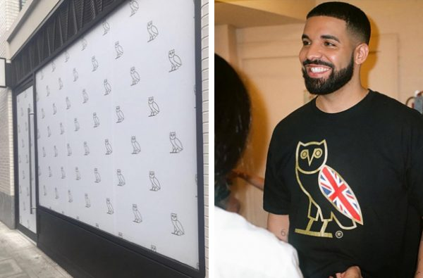 An OVO Store Just Appeared in London