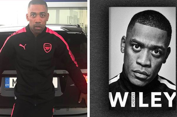 Wiley Explains How Football Was His First Love Before Music in 'Eskiboy'