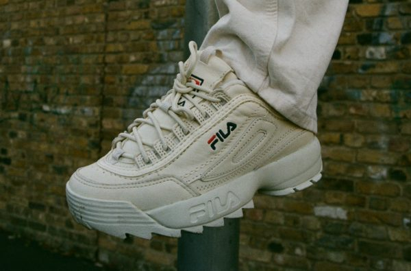 Patta Announce Debut Collaboration with Fila for 'Disruptor Low'