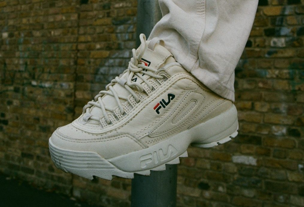 40a3ec7726 Patta Announce Debut Collaboration with Fila for  Disruptor Low