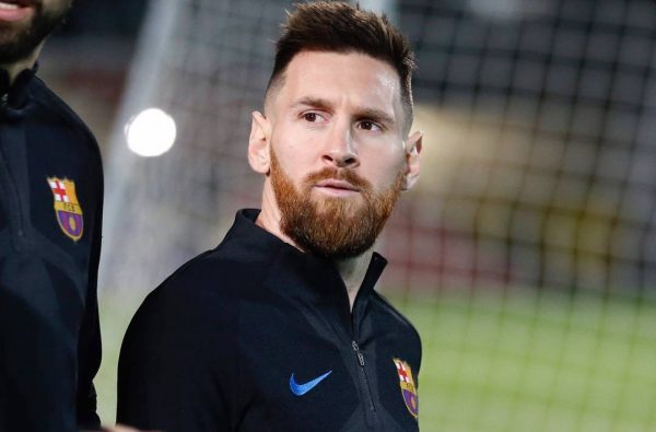 Lionel Messi's New Barcelona Contract Earns Him €100k a Day