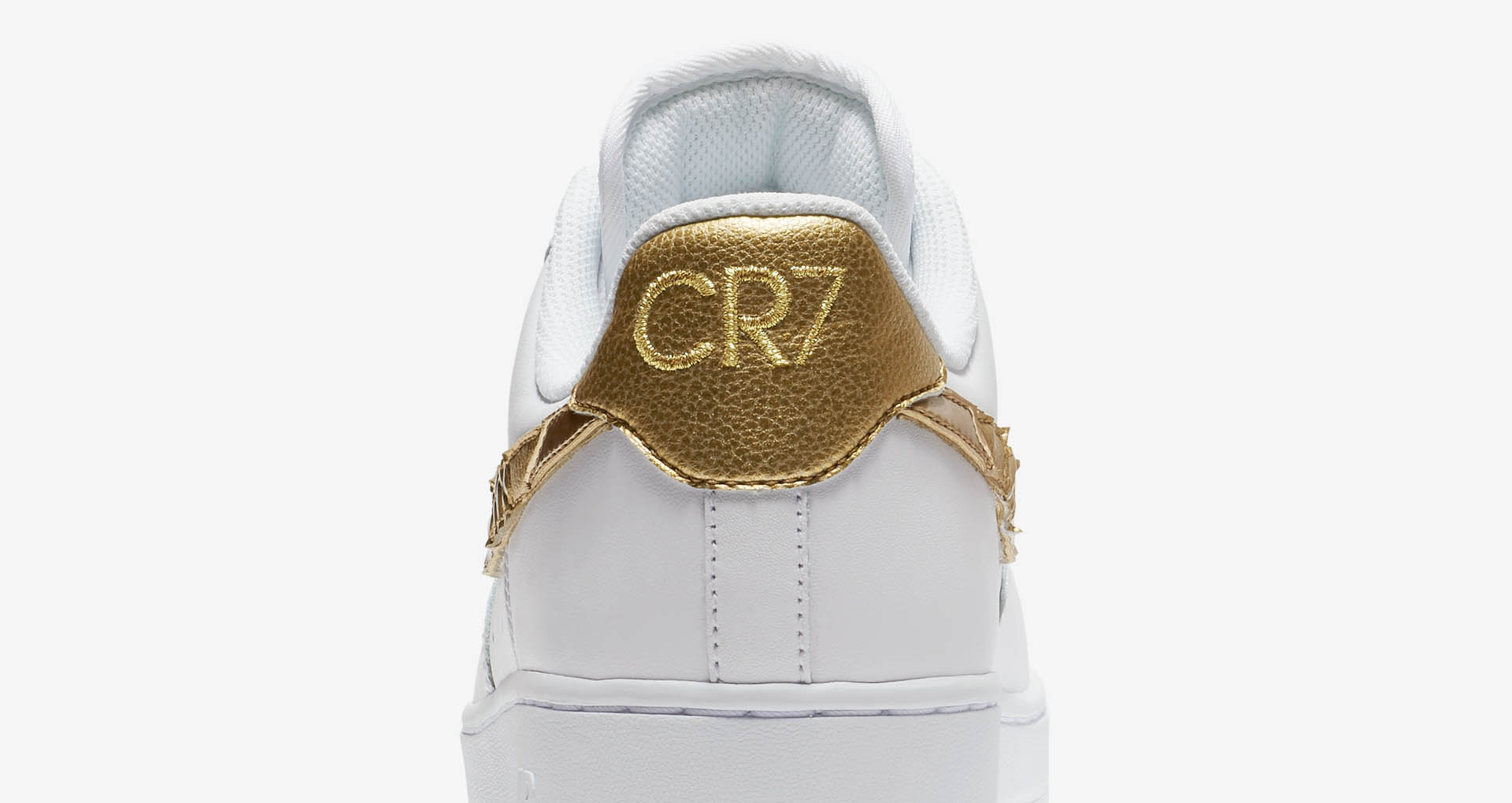histórico Ciencias Sociales Incomparable  Nike Unveil the Air Force 1 CR7 Inspired by Cristiano Ronaldo