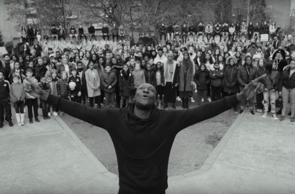 "Stormzy Launches a Bid for Christmas No.1 with ""Blinded By Your Grace Pt. 2"" Visuals"