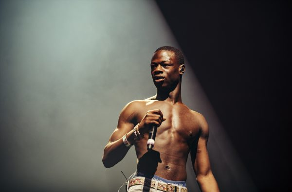 J Hus Will Make His Only UK Festival Appearance at London's Lovebox This Summer