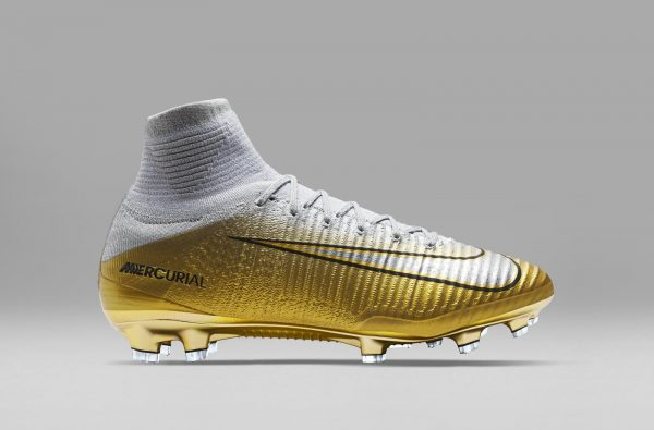 Nike Unveil Cristiano Ronaldo's Special Mercurial Boots After Winning Fifth Ballon d'Or