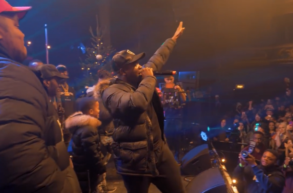 Watch Big Shaq's 'Christmas Link Up' with Stormzy, Krept & Konan and Lethal Bizzle