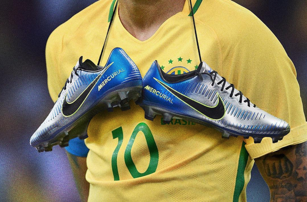 Nike Just Unveiled Neymar's New Signature Mercurial and It's a Tribute to R9