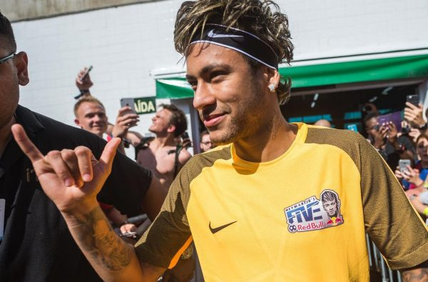 Neymar's Five-a-Side Tournament Is Coming to the UK