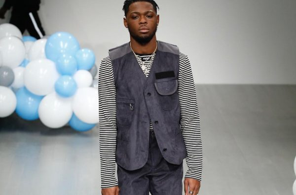 Yxng Bane Fronted What We Wear's Collection at London Fashion Week Men's