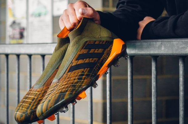 adidas Football Makes the 'Lone Hunter' Pack the First Drop of 2018
