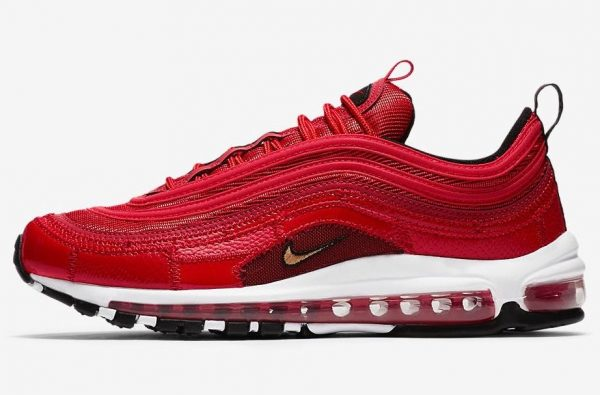 """Nike Unveil the Portugal-Inspired """"Patchwork"""" Air Max 97 by Cristiano Ronaldo"""