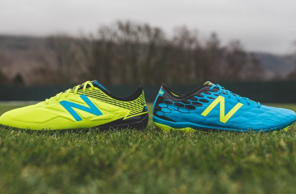 New Balance Football Releases New Visaro and Furon Colourways