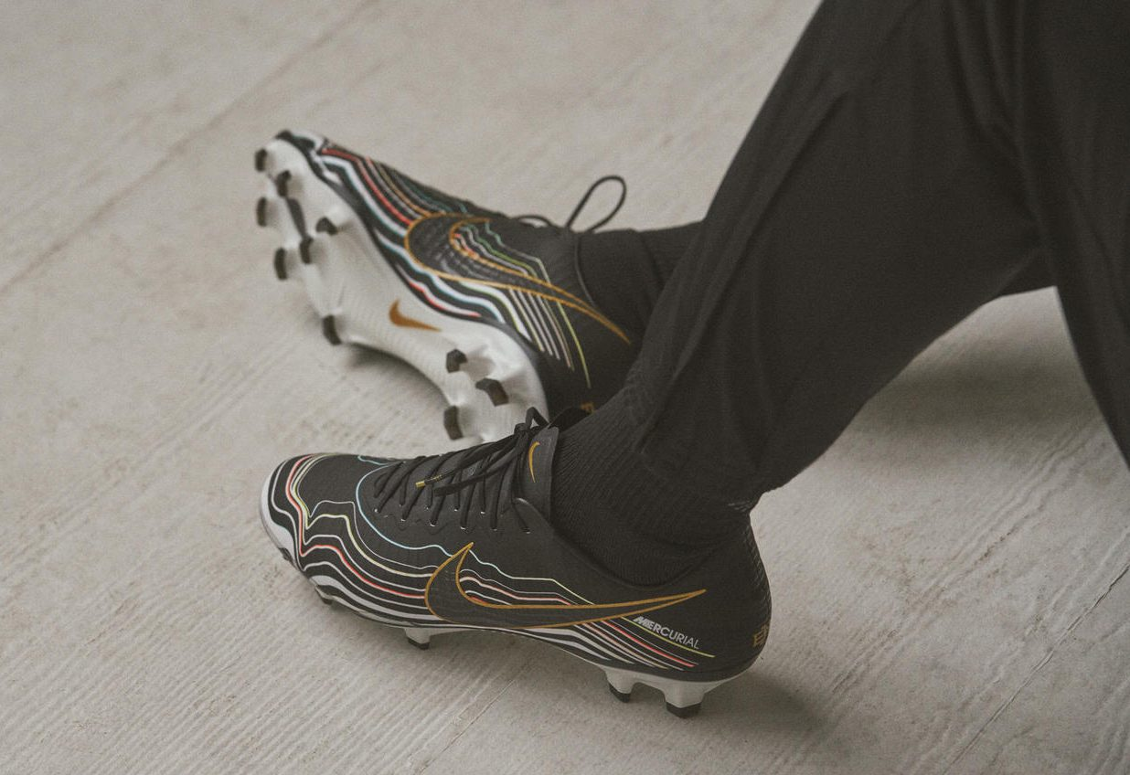 finest selection c0517 e5c63 Nike Unveils the EQUALITY Mercurial Vapor XI for Black ...