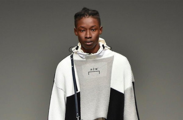 A-COLD-WALL* Delivers Slick Technical Wear For Their Autumn/Winter 2018 Show