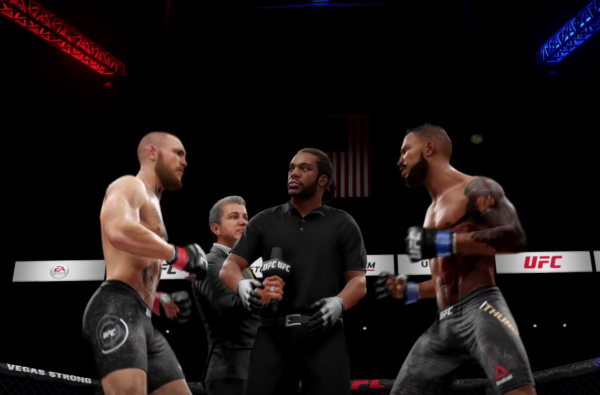 EA Sports Reveal All-New 'G.O.A.T. Career Mode' for UFC 3