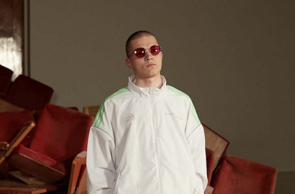 Gosha Rubchinskiy Blends Sportswear and Rave Culture for SS18 Collection