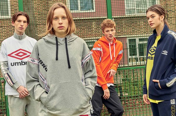 Umbro Unveil Their Young Collective Collection for SS18