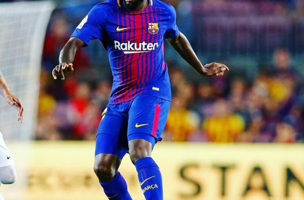 Samuel Umtiti Was Reportedly Racially Abused by Sergio Garcia in Barcelona Derby