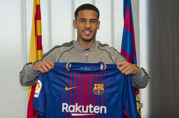 Arsenal Youngster Marcus McGuane Joins Barcelona