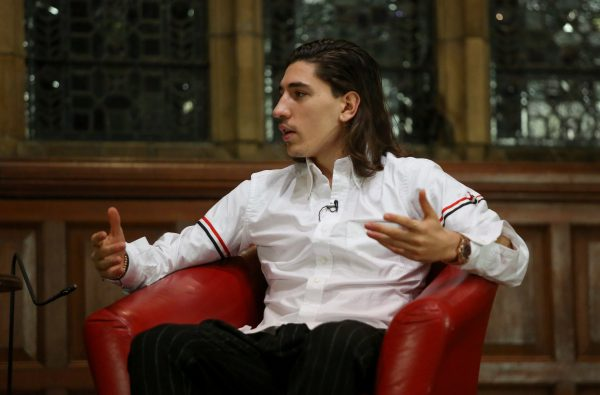 Watch Hector Bellerin's Oxford Union Talk In Full