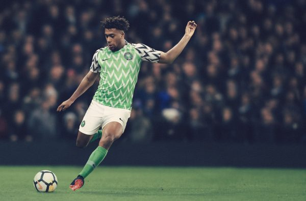 You Can Now Finally Play as Nigeria on FIFA 18