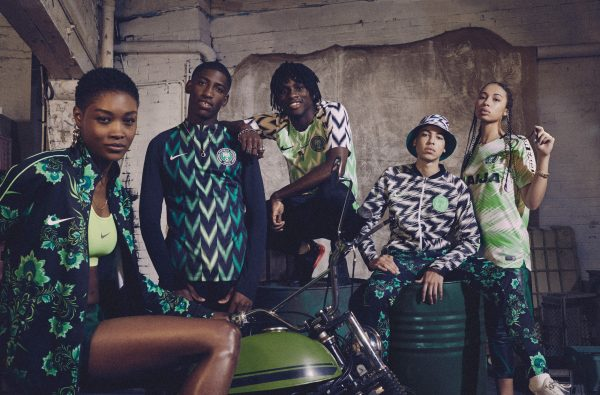 Nigeria's 2018 World Cup Collection has Just Been Re-Stocked by Nike