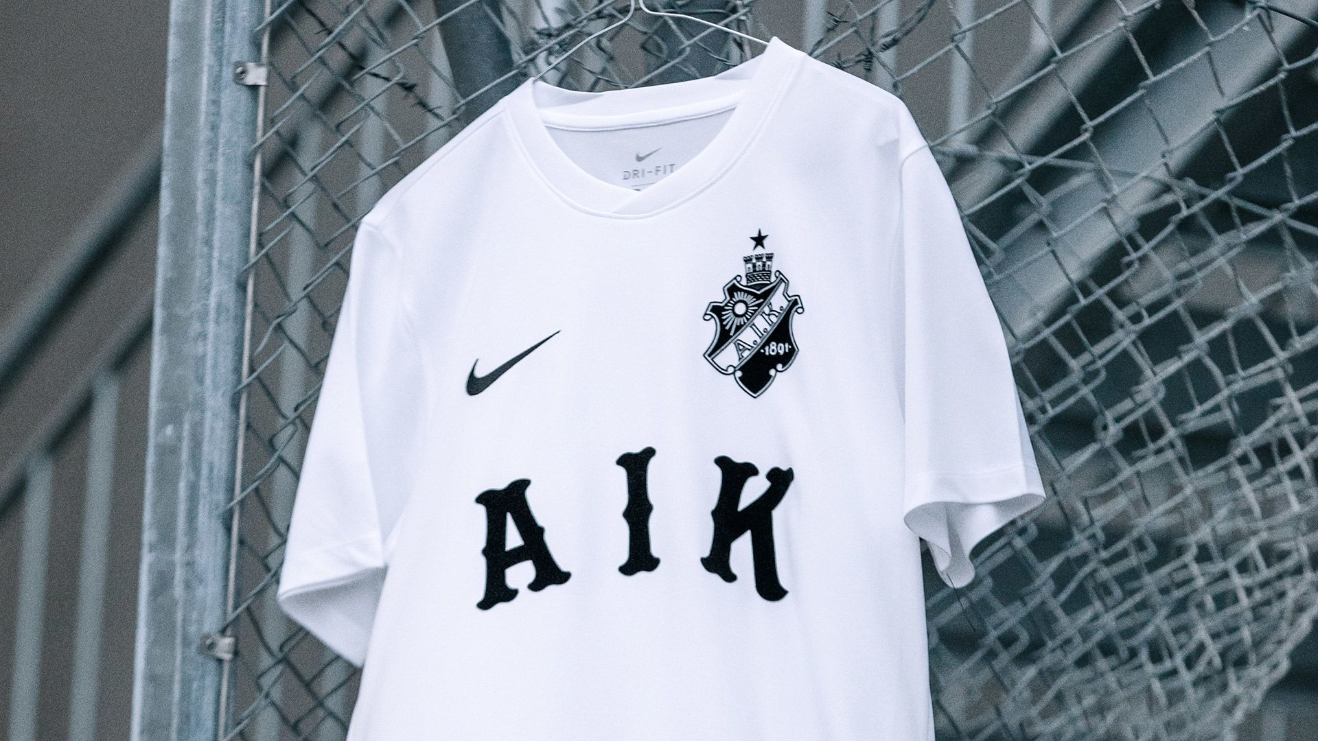 Barone sconnessione semplicemente  Sweden's AIK and Nike Football Drop a Clean Special Edition White Away Kit
