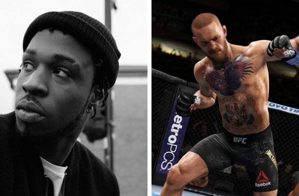 Avelino, Novelist and Kendrick Lamar Feature on the UFC 3 Soundtrack