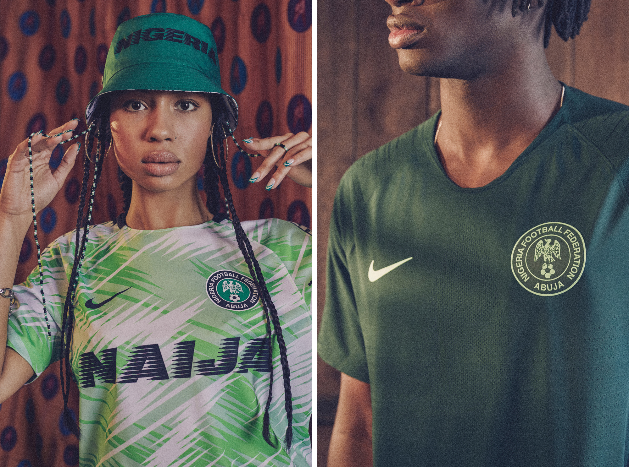 official photos 766d8 483a2 Nike and Nigeria Launch the 2018 World Cup Collection