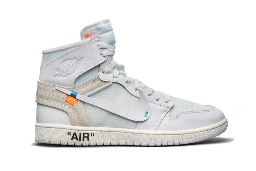 c3114320cba2 The Virgil Abloh x Air Jordan 1