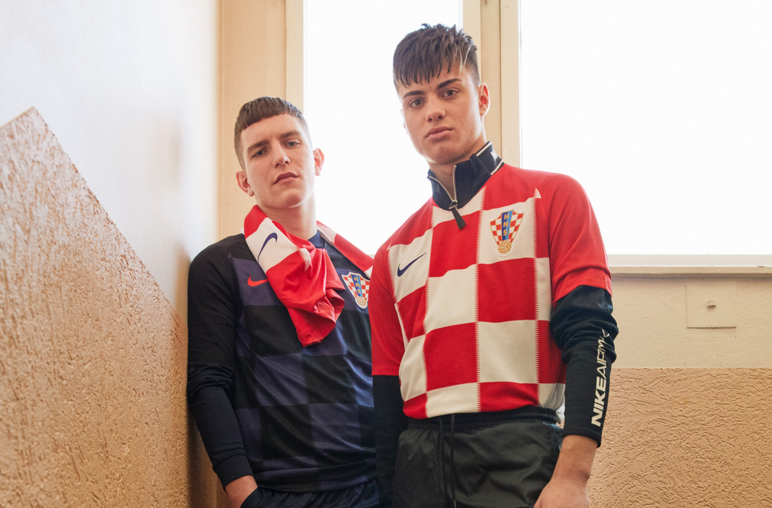 c699bfb1d Nike Launch Wavey New World Cup Kits for Croatia and Poland