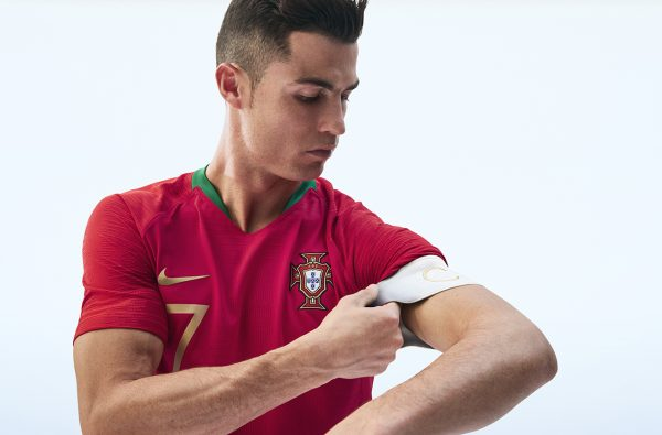Nike and Portugal Launch Their 2018 World Cup Collection