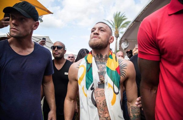 Conor McGregor Says He's Overtaken Cristiano Ronaldo to be the World's Highest Paid Athlete