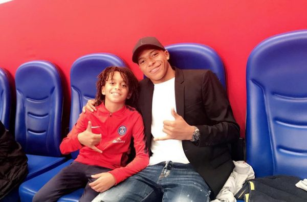 Kylian Mbappé's 12-Year-Old Brother Just Scored on his Debut for PSG