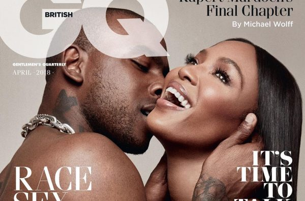 Skepta and Naomi Campbell Cover the New Issue of British GQ