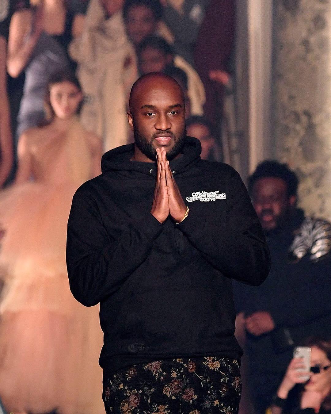 cfe19e020a22 Louis Vuitton Announce Virgil Abloh as Its New Men s Wear Designer