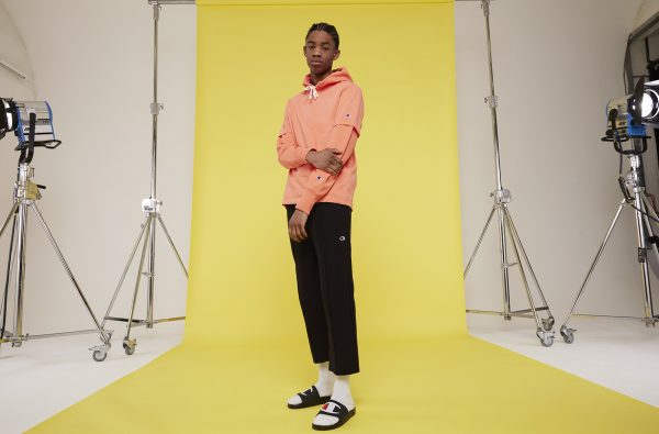 Champion Drops a Vibrant Menswear Collection for SS18