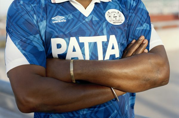 Patta and Umbro Unveil Their 90s-Inspired 2018 Jersey Collection