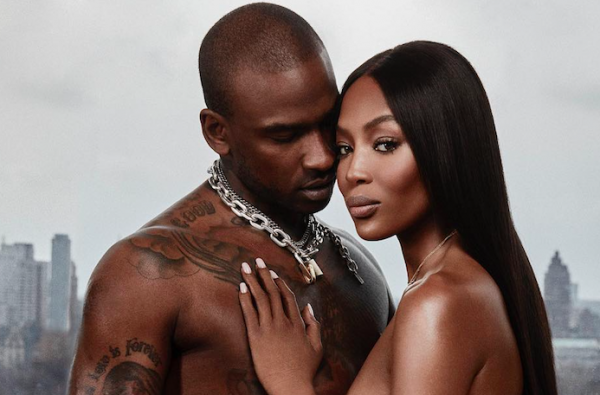 Skepta Reveals How He and Naomi Campbell Met in New GQ Interview