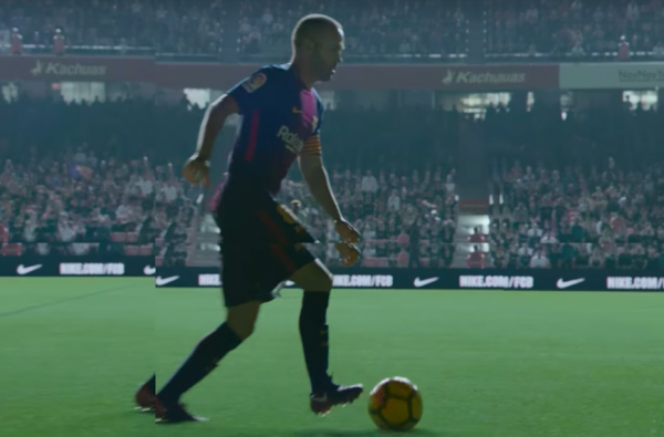Nike and FC Barcelona Release 'The Ball Makes Us More' Mini-Film