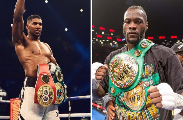 Anthony Joshua and Deontay Wilder Have 'Agreed Terms' for World Heavyweight Unification Fight