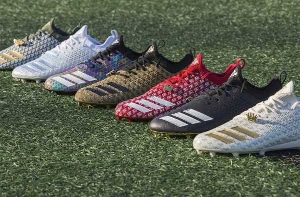 a74c9b41f373 adidas Football Unveil the adizero 5-Star adimoji Boot Pack for the NFL