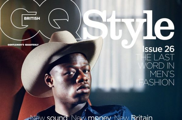J Hus Covers the New Issue of British GQ Style