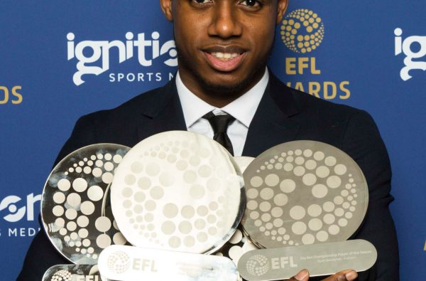 Ryan Sessegnon Swept Up with Five Trophies at the EFL Awards