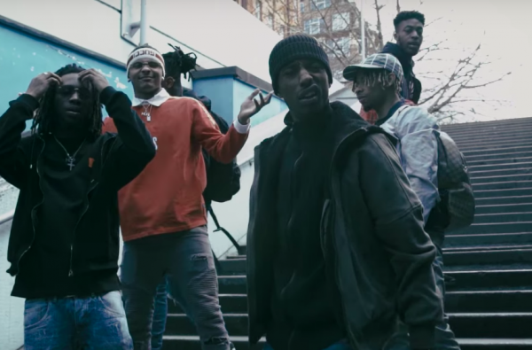 "House of Pharaohs Unleash Hard ""Wrist Work"" Visuals"
