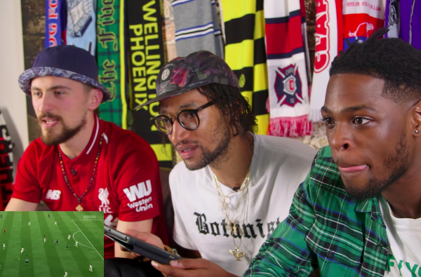 Watch Yxng Bane Join Poet and Vuj on the Latest 'FIFA and Chill'