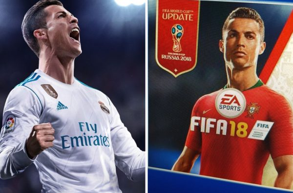 This PlayStation Leak Confirms FIFA 18's World Cup Mode Is About to Drop