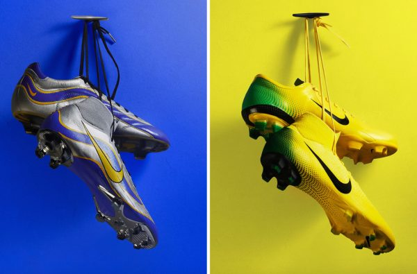 4e89b00f72ed Nike Bring Back Iconic Boot Designs for New  Mercurial Heritage  Collection