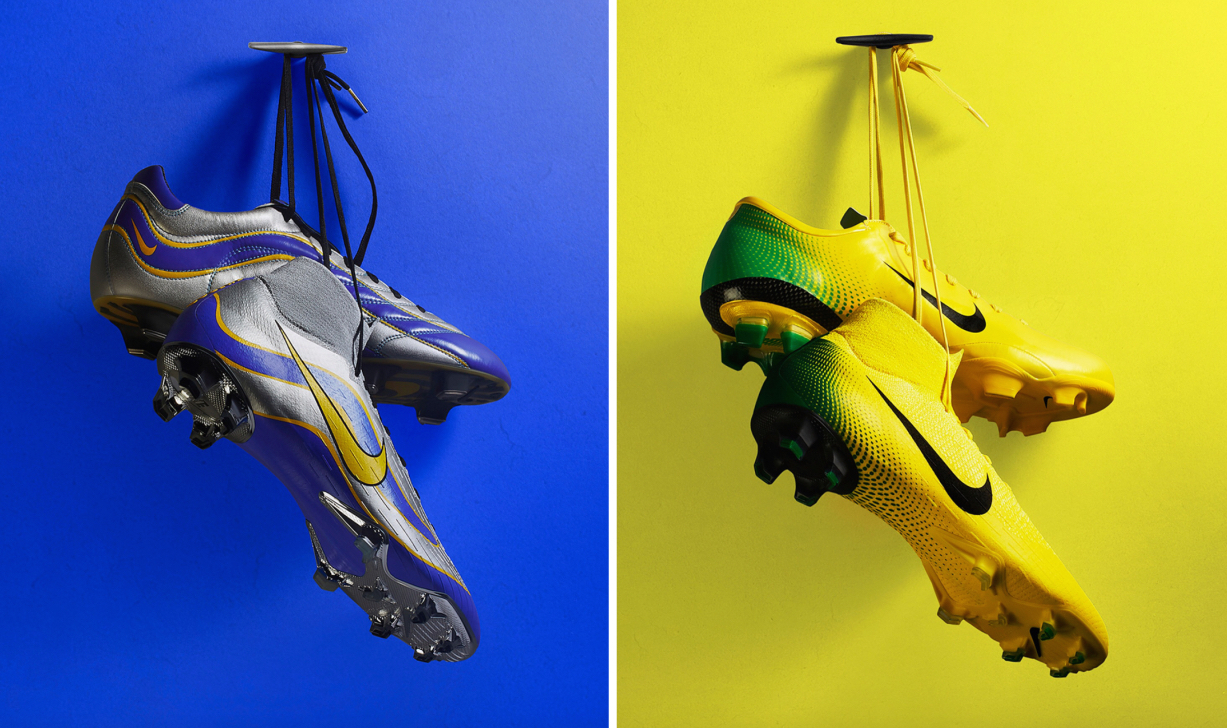 Nike Bring Back Iconic Boot Designs for New  Mercurial Heritage ... 636cec6937b