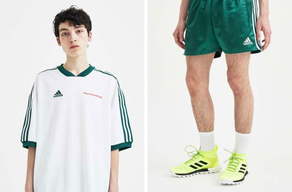 Gosha Rubchinskiy and adidas Football Drop Their Third Range for SS18